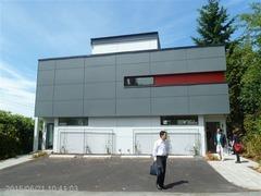 新築のテラスハウス
