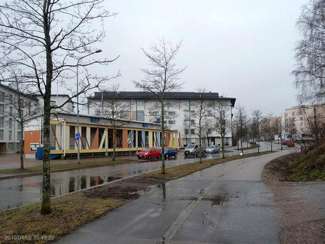 Eco-Viikkiケバトゥリ広場