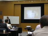 キャスケードコンポーネント小金澤社長の講演