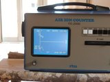 空気イオン濃度測定器