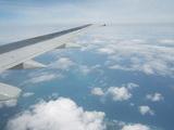 沖縄への空旅
