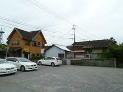 阿蘇神社前駐車場