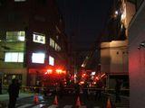 消防車の大集合