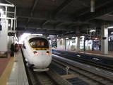 つばめ27号博多駅で