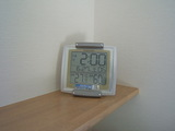 室内温度・湿度(1階)