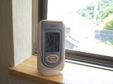 室内温度・湿度(2階)