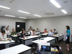 住宅建築コーディネーター勉強会会場