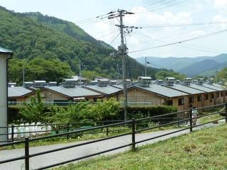 木造仮設住宅