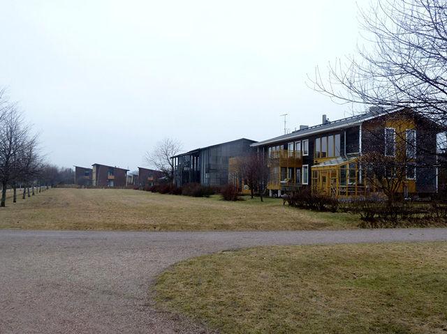 Eco-Viikkiニチレイニキ住区