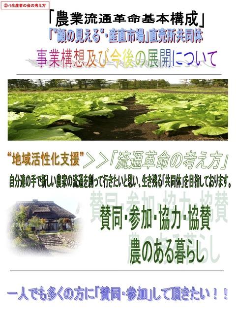 ②-1生産者の会・農業流通革命基本構成-2のコピー