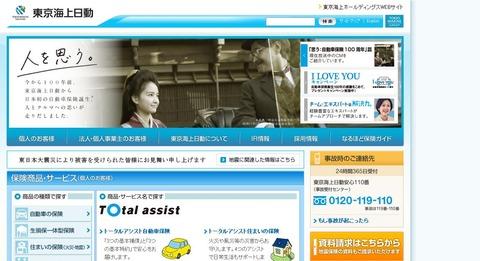 葵わかな 東京海上日動 CM「思う:自動車保険100周年」篇