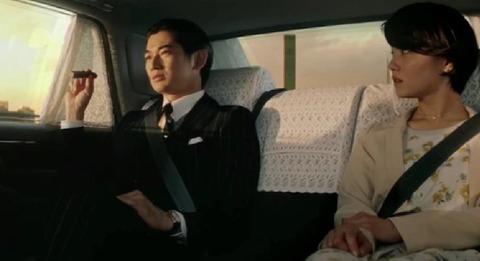 タクシー篇の画像。