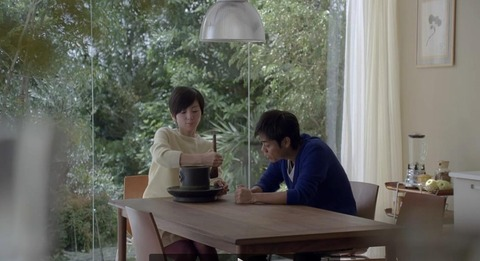 名倉夫妻の健康篇の画像