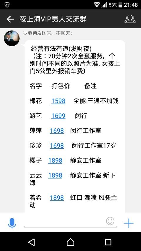 上海は今…