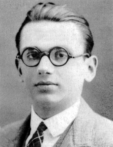 クルト・ゲーデル(Wikipedia)