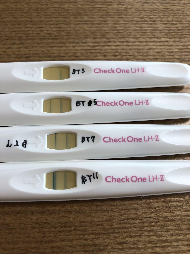 排卵検査薬 妊娠判定