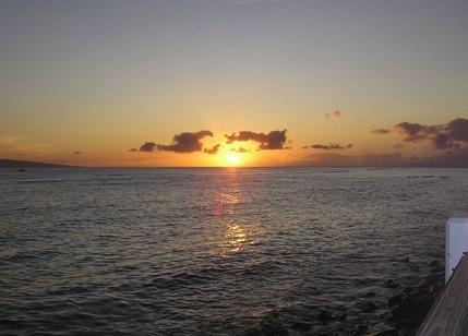 チャクラ旅第4弾・マウイ島 ハレアカラサンライズ