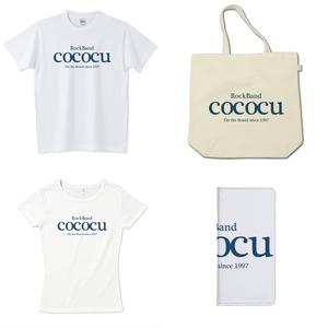 cococu 青ロゴ