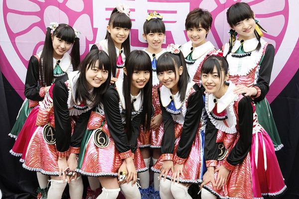 【エビ中】私立恵比寿中学、ももクロのバックダンサーでもいいから紅白出場を切望wwwww(画像あり)
