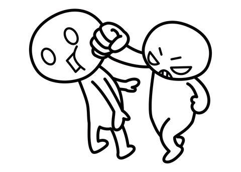 【愕然】ワイ零細企業社員三年目、やらかして温厚な社長に殴られるwwwwww