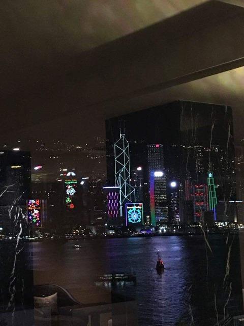 香港イルミネーション2
