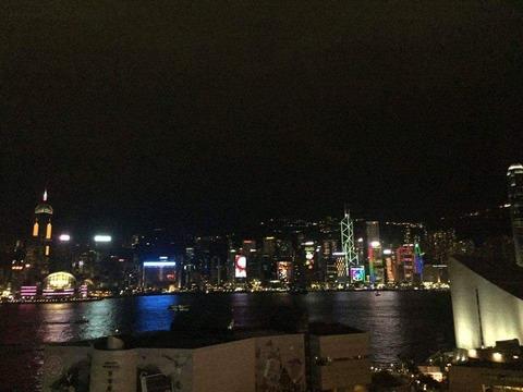 香港イルミネーション1