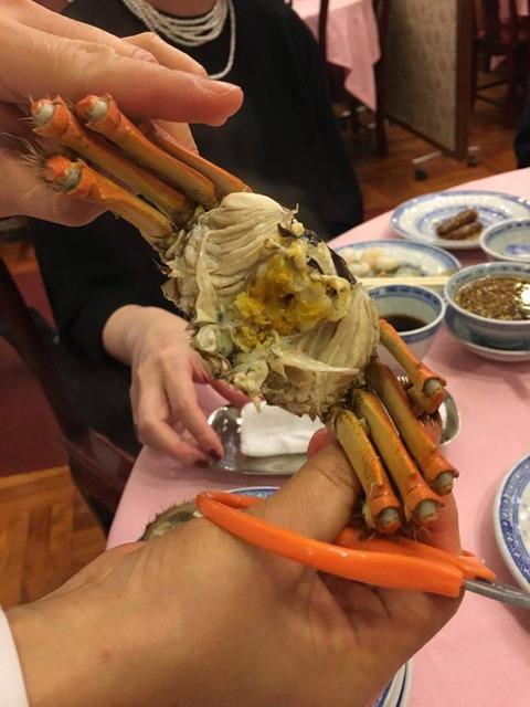 香港_上海蟹