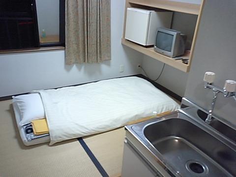 3畳ワンルーム