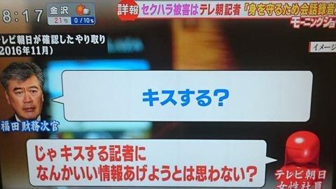 福田ハニートラップの証拠