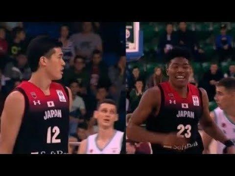 バスケ日本代表