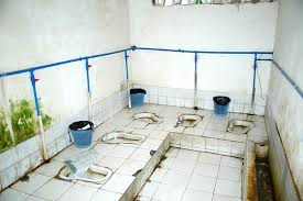 和式トイレ