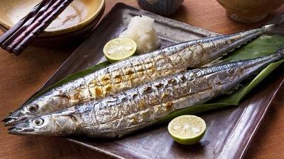 秋刀魚がおいしい季節