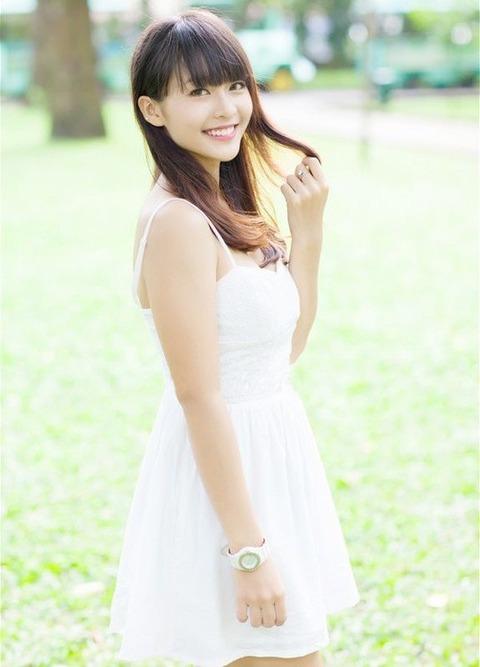 ベトナムの15歳美少女ボクサーが可愛すぎる