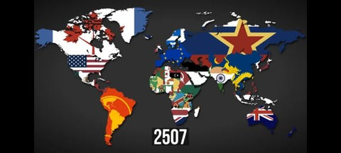 世界勢力図2