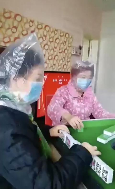 中国人のコロナ対策3
