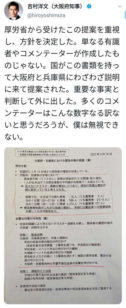 大阪コロナ試算