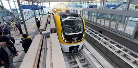 上海に続いて韓国でもリニアモーターカー開通