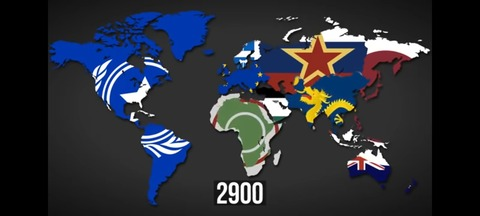 世界勢力図4