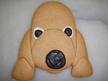 ベドクッキー