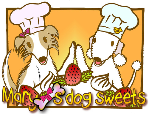 mary's dog sweets1000画