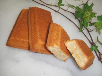 米粉のフィナンシェ