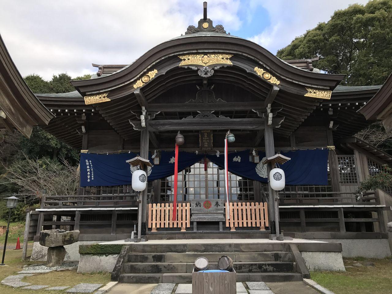 飯盛神社/長崎県佐世保市 : ま...