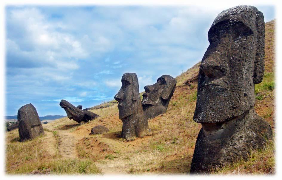 ここちよい旅 PLUS 〜夫婦世界一周旅行〜イースター島へ行ってきました!!(イースター島編・完成)コメントトラックバック