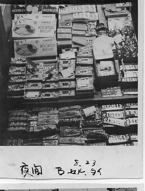 夜店、お菓子3