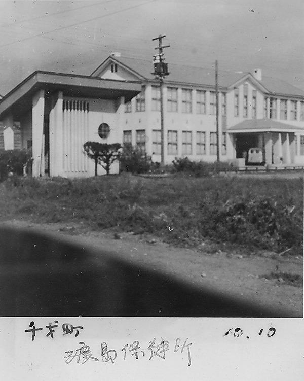 千才町、渡島保健所