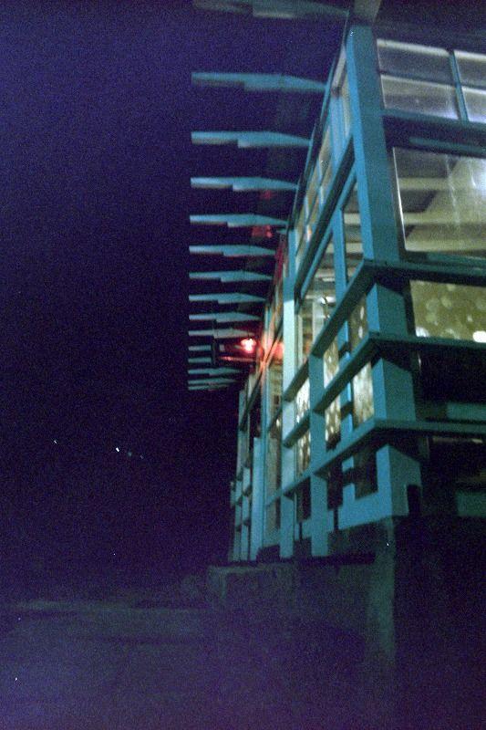 1977年8月14日風除室側入口