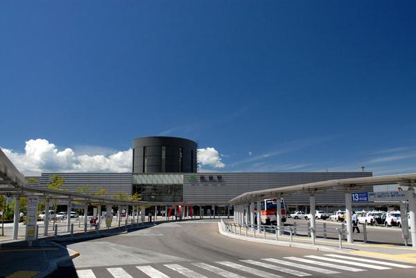 Hakodate_Station_FrontalView