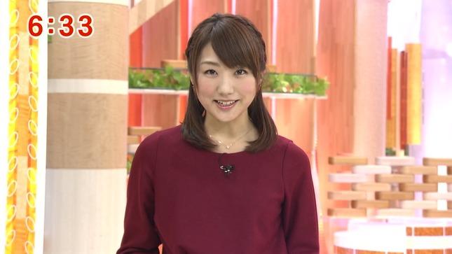 松村未央 FNNスーパーニュース 11
