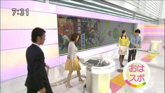 杉浦友紀 おはよう日本 鈴木奈穂子 09