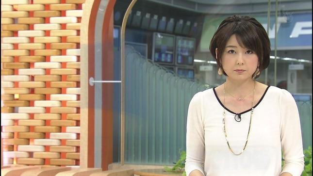 秋元優里 FNNスーパーニュースWEEKEND 13